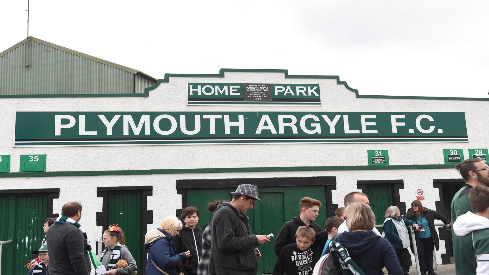 Plymouth Away Guide