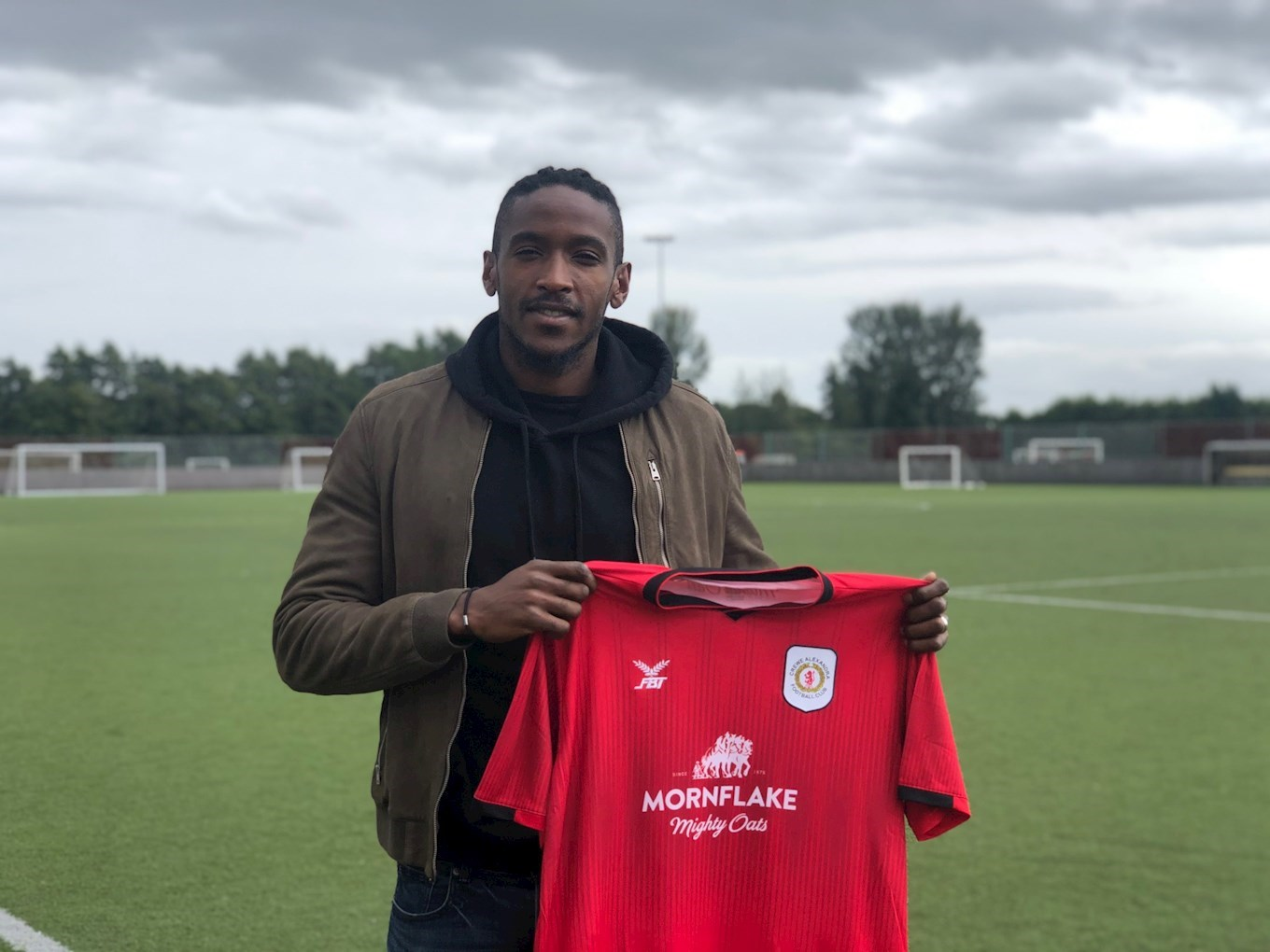 Omar Beckles Becomes Club's 5th Major Signing Of The Summer - News - Crewe  Alexandra