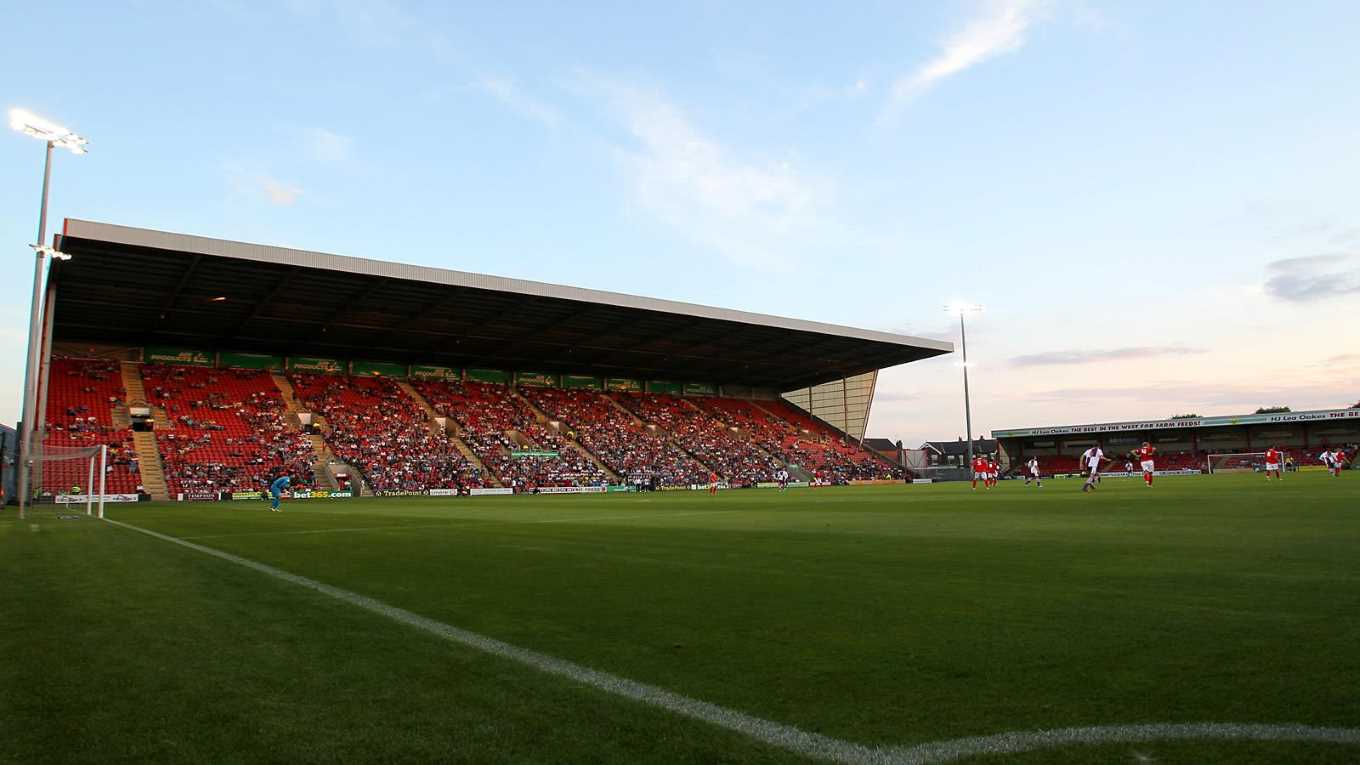 U23 S Face Crystal Palace At Gresty Road News Crewe